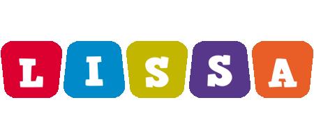 Lissa kiddo logo