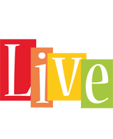 Live colors logo