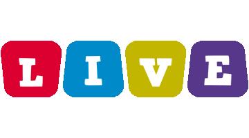 Live kiddo logo