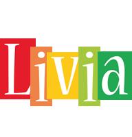 Livia colors logo