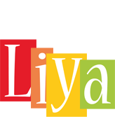 Liya colors logo