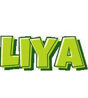 Liya summer logo