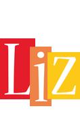 Liz colors logo
