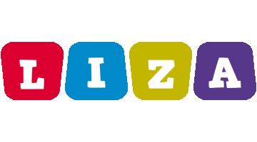 Liza kiddo logo