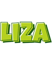 Liza summer logo