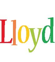 Lloyd birthday logo