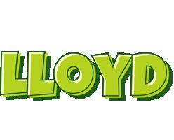 Lloyd summer logo