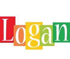 Logan colors logo