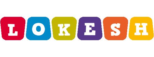 Lokesh kiddo logo