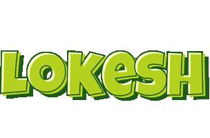 Lokesh summer logo