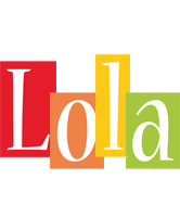 Lola colors logo
