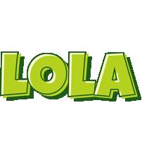 Lola summer logo