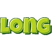 Long summer logo