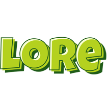 Lore summer logo