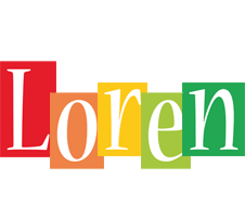 Loren colors logo