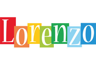 Lorenzo colors logo
