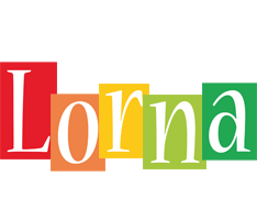 Lorna colors logo