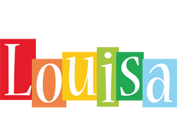 Louisa colors logo