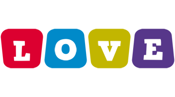 Love kiddo logo