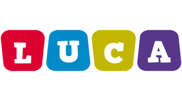 Luca kiddo logo