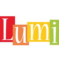 Lumi colors logo