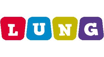 Lung kiddo logo