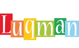 Luqman colors logo