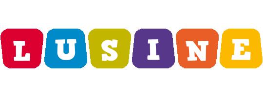 Lusine kiddo logo