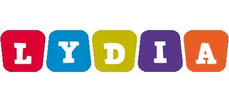 Lydia kiddo logo