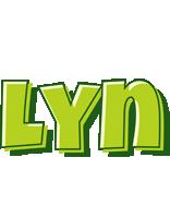 Lyn summer logo