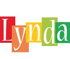 Lynda colors logo