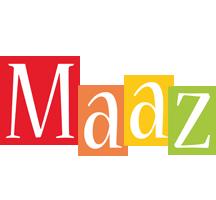 Maaz colors logo