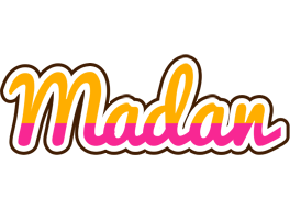 Madan smoothie logo