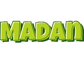 Madan summer logo