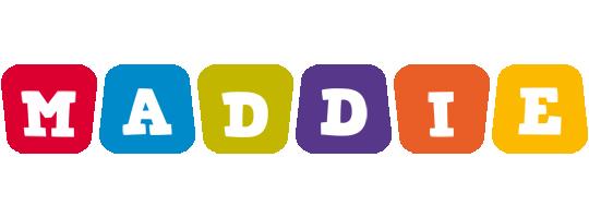 Maddie kiddo logo