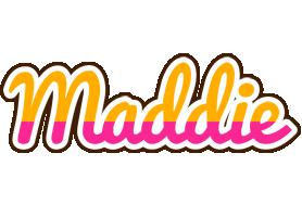 Maddie smoothie logo