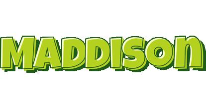 Maddison summer logo