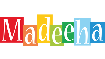 Madeeha colors logo