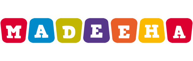 Madeeha kiddo logo