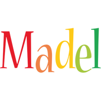 Madel birthday logo