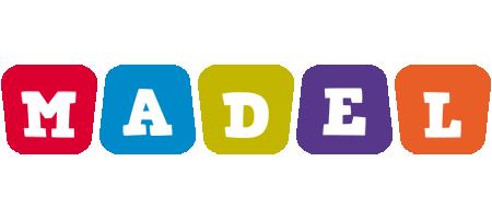 Madel kiddo logo
