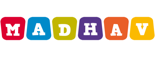 Madhav kiddo logo