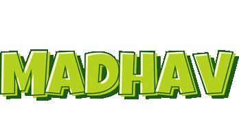 Madhav summer logo