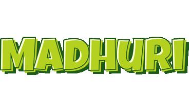 Madhuri summer logo