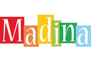 Madina colors logo