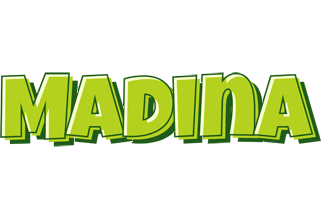 Madina summer logo