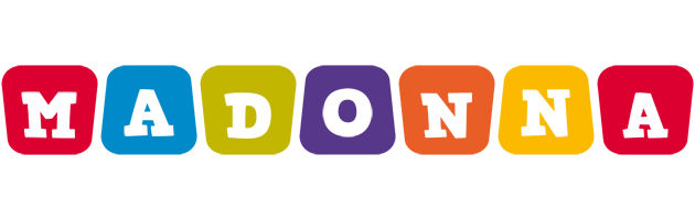 Madonna kiddo logo