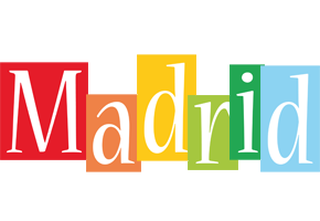 Madrid colors logo