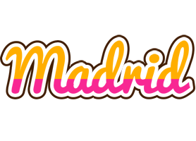 Madrid smoothie logo