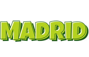 Madrid summer logo